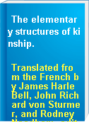 The elementary structures of kinship.