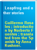 Leapfrog and other stories