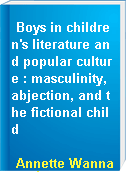 Boys in children