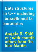 Data structures in C++ including breadth and laboratories