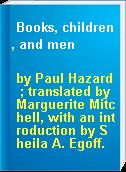Books, children, and men