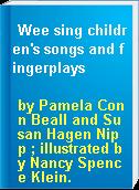 Wee sing children